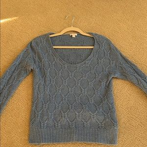 GAP scoop neck sweater